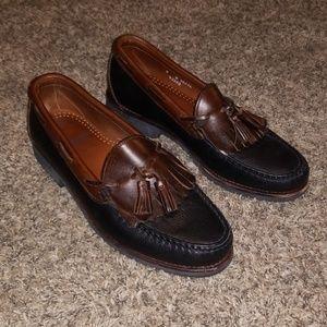 Allende Edminds mens Nashua shoes Loafers 9 D